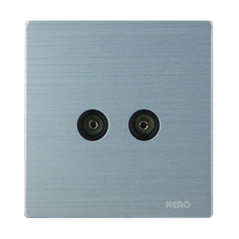 Nero Titanium V10-S V102TV-S Silver TV Outlet