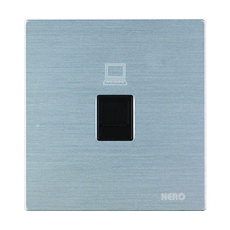 Nero Titanium V10-S V10PC2-S Silver Data Outlet