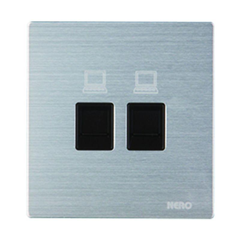 Nero Titanium V10-S V10PCA2-S Silver Data Outlet