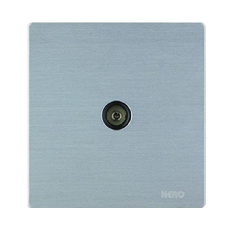 NERO Titanium V10-S V10TV-S Silver TV Outlet