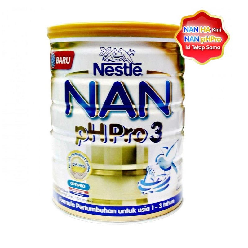 NAN HA (pHPro) 3 Susu Formula [800 gr]