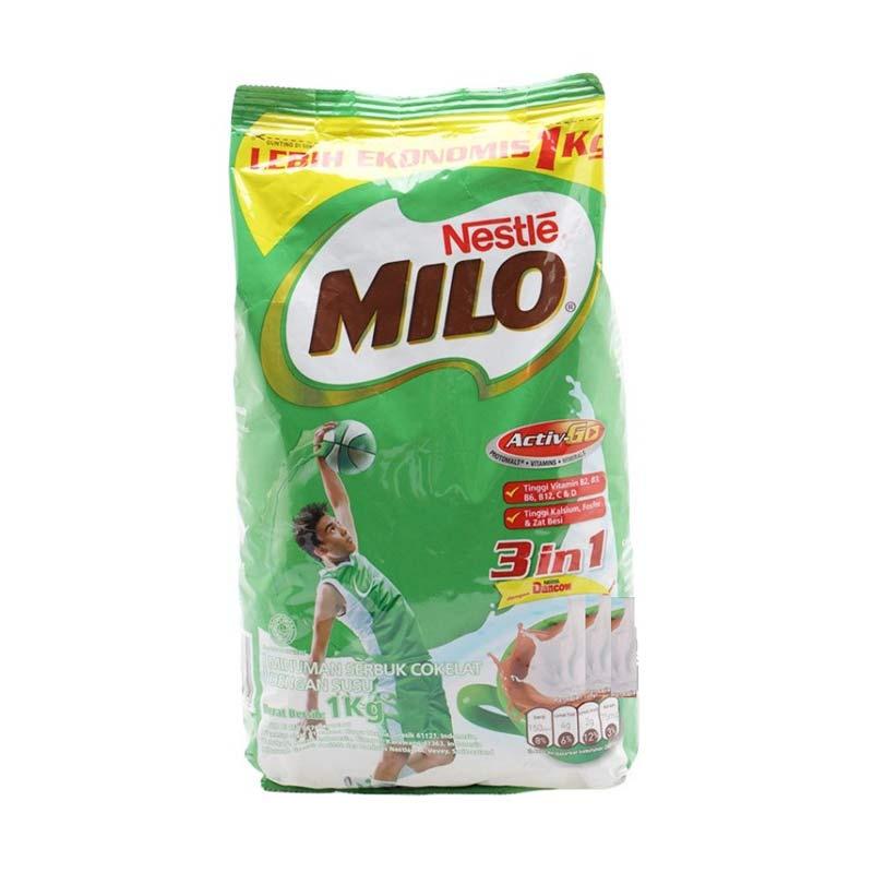 Nestle Nestle Milo 3 in 1 Activ - Go [ 2 x 1 kg]