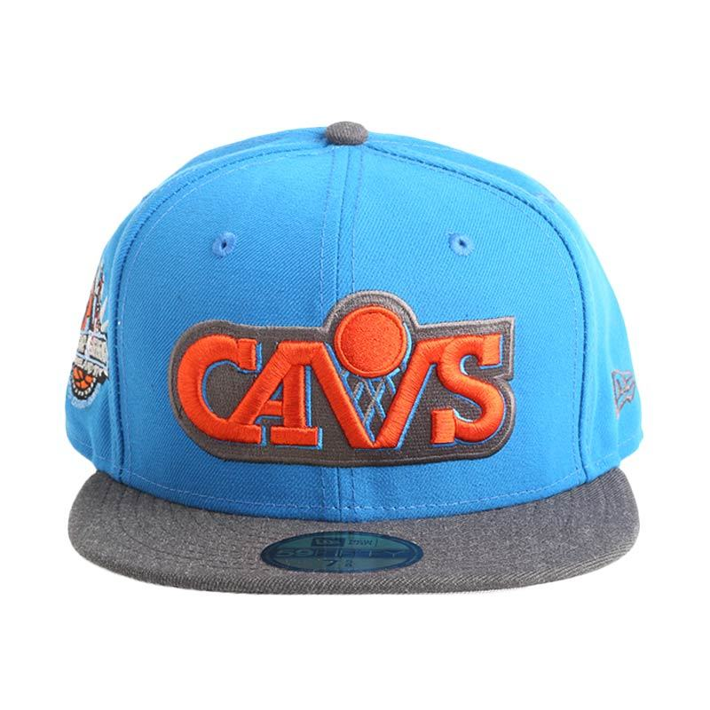 New Era NBA Cleveland Cavaliers Hardwood Classics 59FIFTY Topi Basket (70248704)