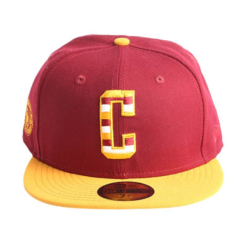 New Era NBA Cleveland Cavaliers Hardwood Classics 59FIFTY Topi Basket (70250085)