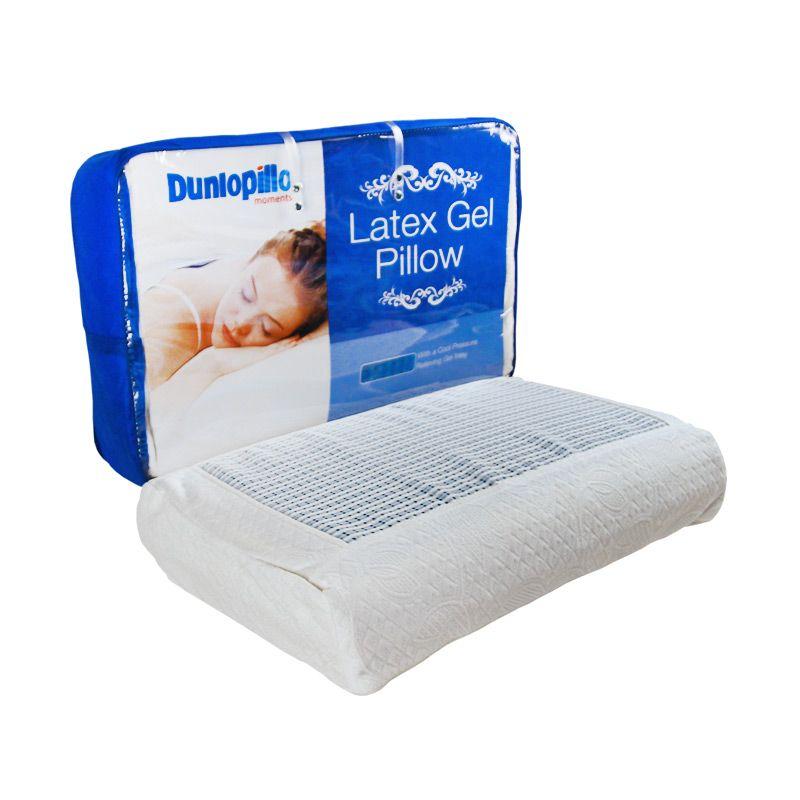 Dunlopillo Latex Gel White Pillow