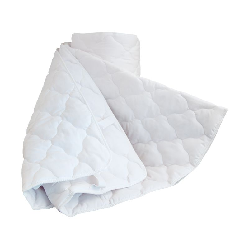 Dunlopillo White Mattress Protector [200x90 cm]