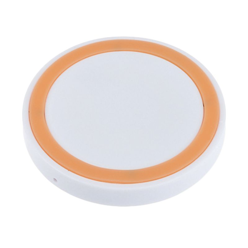 NewTech Q5 Orange White Wireless Charger