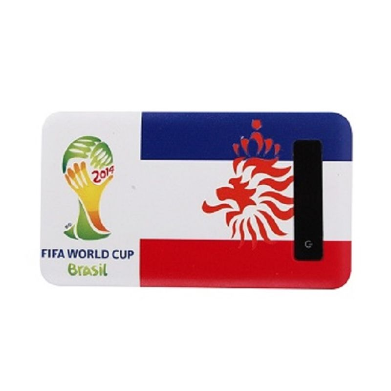 Newtech Slim FIFA World Cup Netherland Powerbank [6000 mAh]