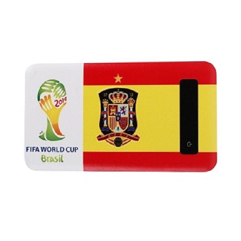 Newtech Slim FIFA World Cup Spanyol Powerbank [6000 mAh]