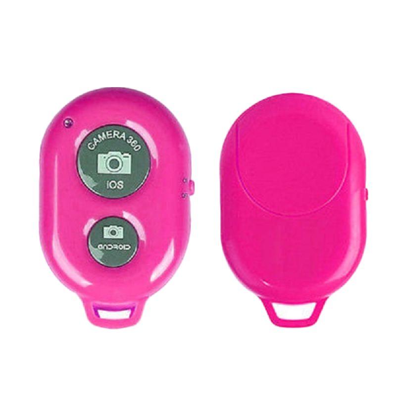 NewTech Tomsis Tombol Narsis Pink Remote Shutter