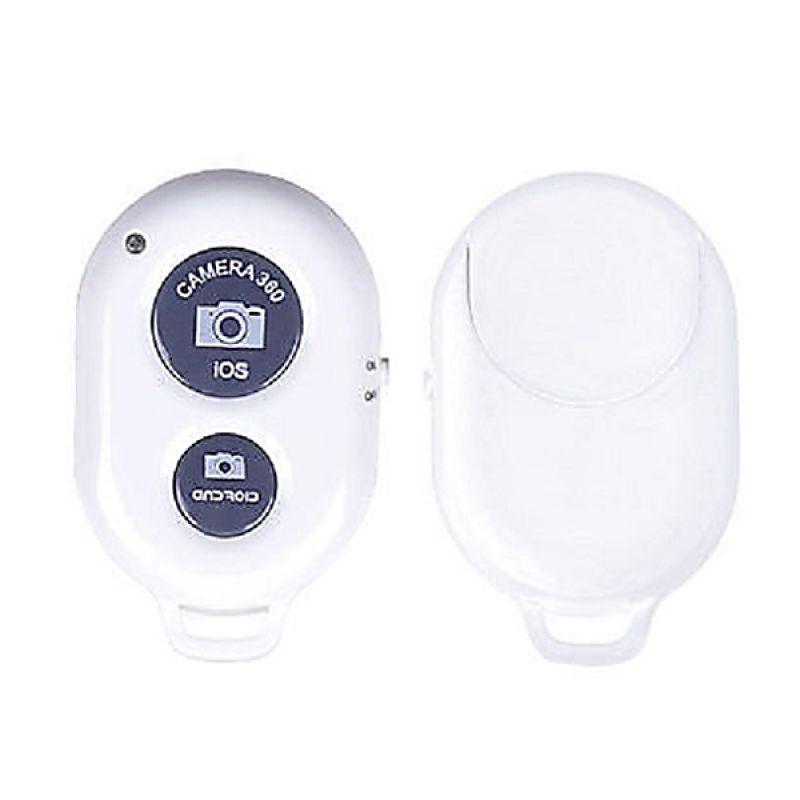 NewTech Tomsis Tombol Narsis Putih Remote Shutter