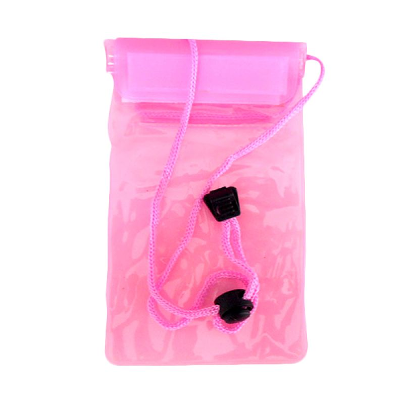 NewTech Universal Waterproof Pink Pouch for Smartphone