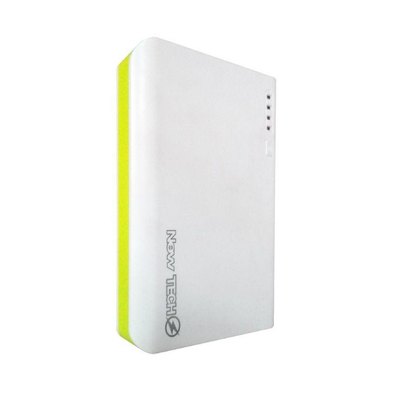 Newtech Yellow Powerbank [12000 mAh]