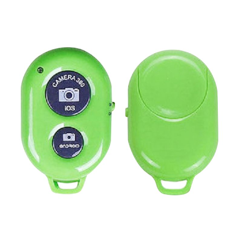 NewTech Bluetooth Green Remote Shutter Tomsis