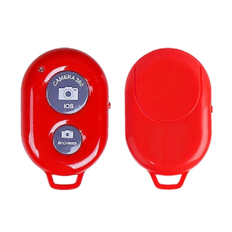 NewTech Bluetooth Red Remote Shutter Tomsis