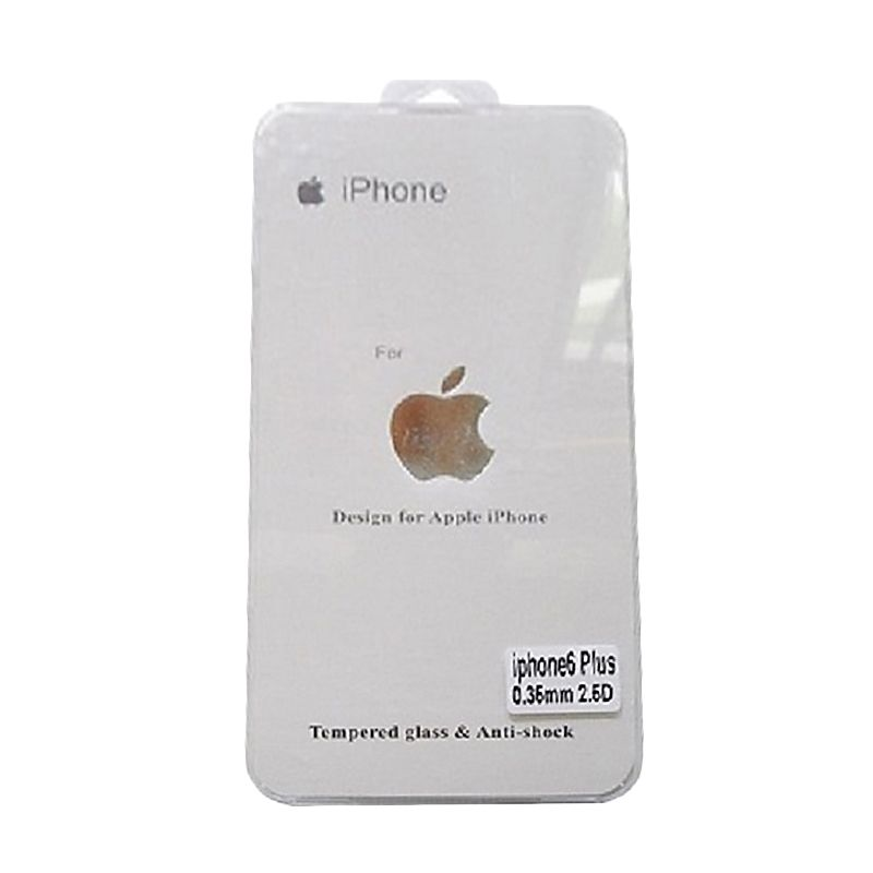 Iphone Tempered Glass Screen Protector for Iphone 6 Plus