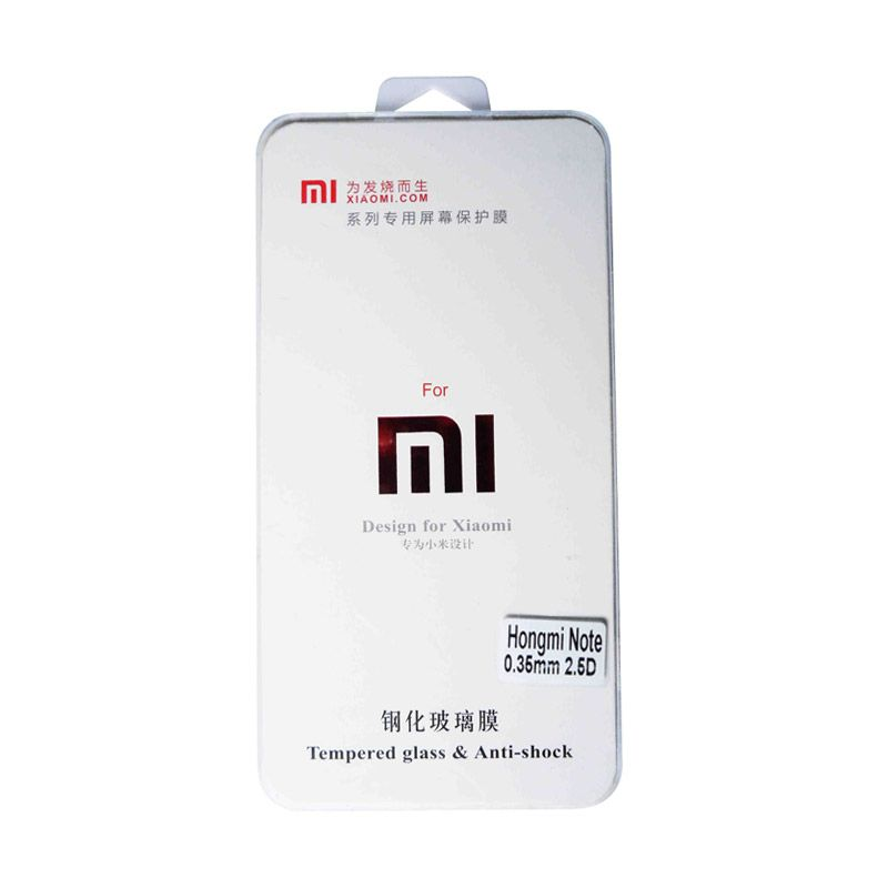Xiaomi Tempered Glass Screen Protector for Xiaomi Note 4G