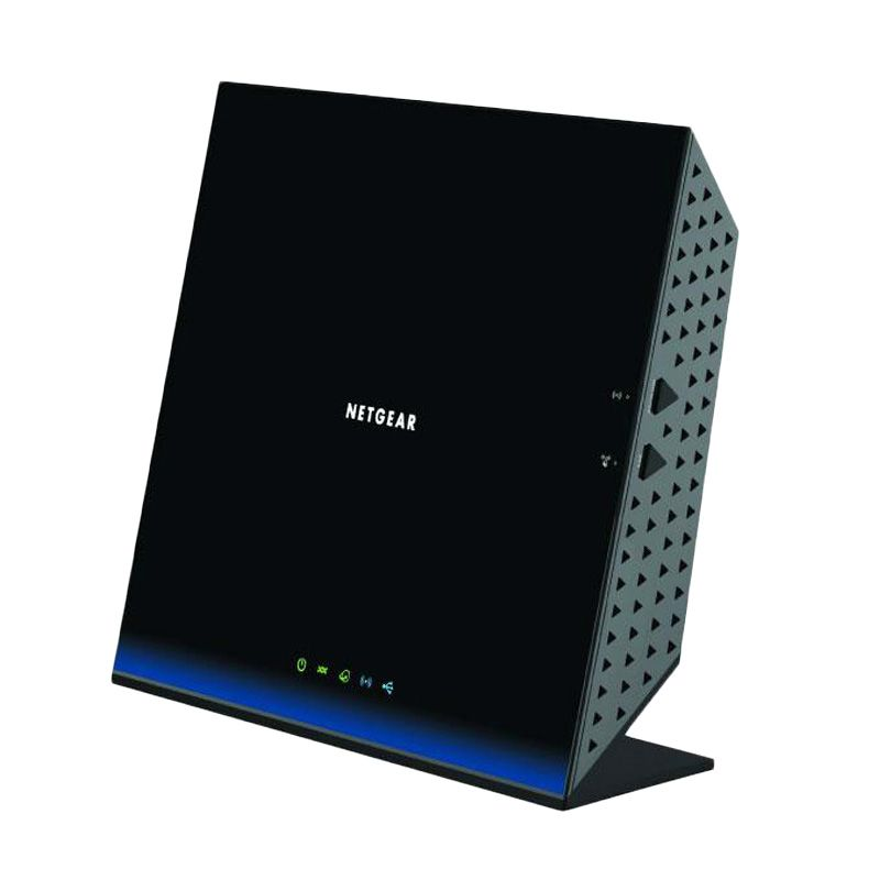 Netgear AC1200 WiFi ADSL2+ Modem Router - D6200