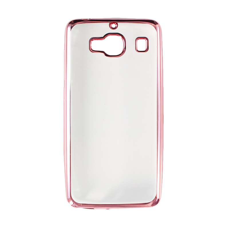 Nice Crystal Clear Shining Casing for Xiaomi Redmi 2 - Rose Gold
