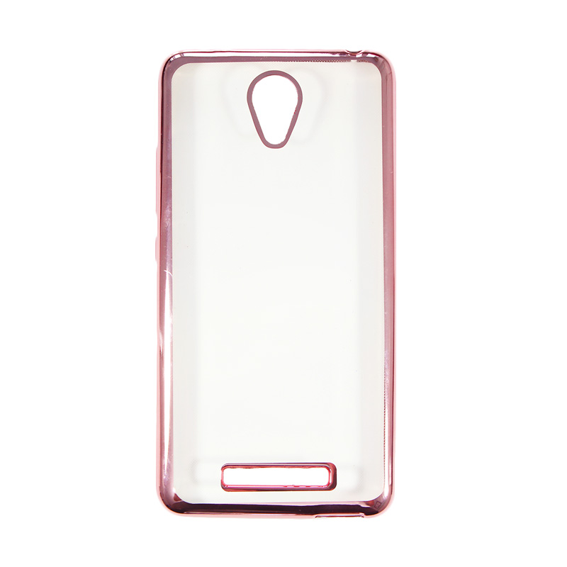 Nice Crystal Clear Shining Casing for Xiaomi Redmi Note 2 - Gold