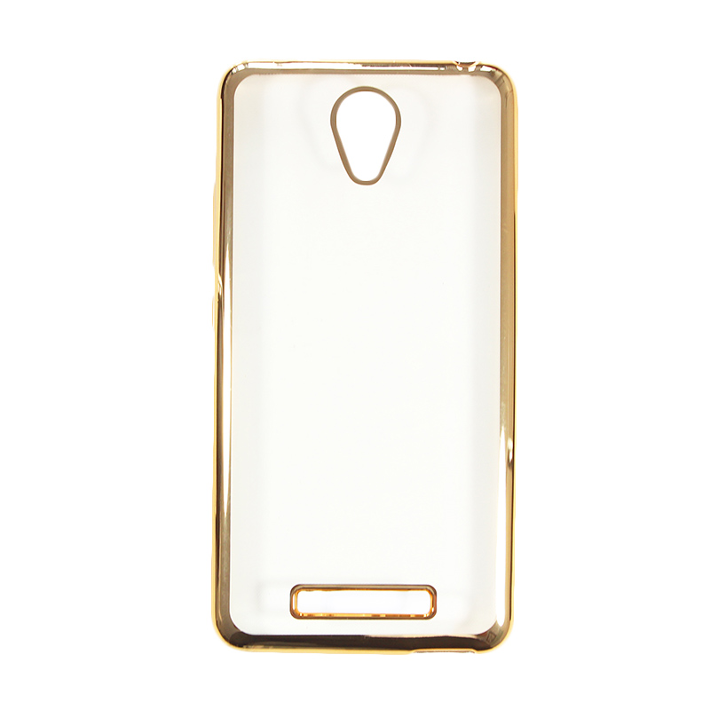 Nice Crystal Clear Shining Casing for Xiaomi Redmi Note 2 - Rose Gold