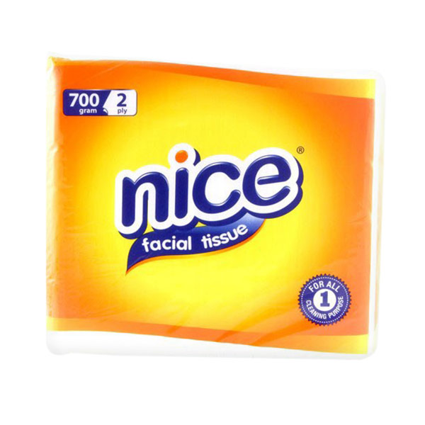 Nice Facial Kiloan Tissue Wajah [700 gram/2 Ply]