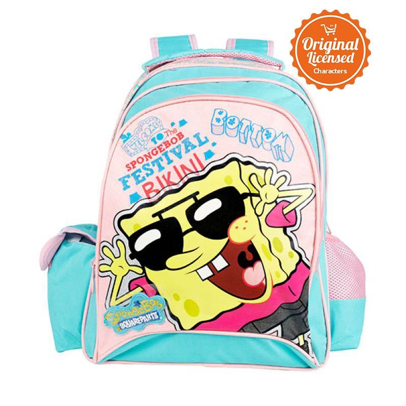 Nickelodeon 01 Spongebob Backpack