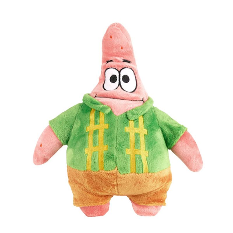 Nickelodeon SpongeBob Plush Patrick Star Cotton Boneka [35 cm]
