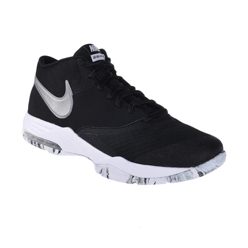 nike air max shoes white and black. nike air max emergent black white sepatu basket 818954-001 shoes and