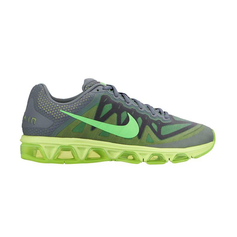 Nike Air Max Tailwind 7 683632-017 Green Strike Sepatu Lari
