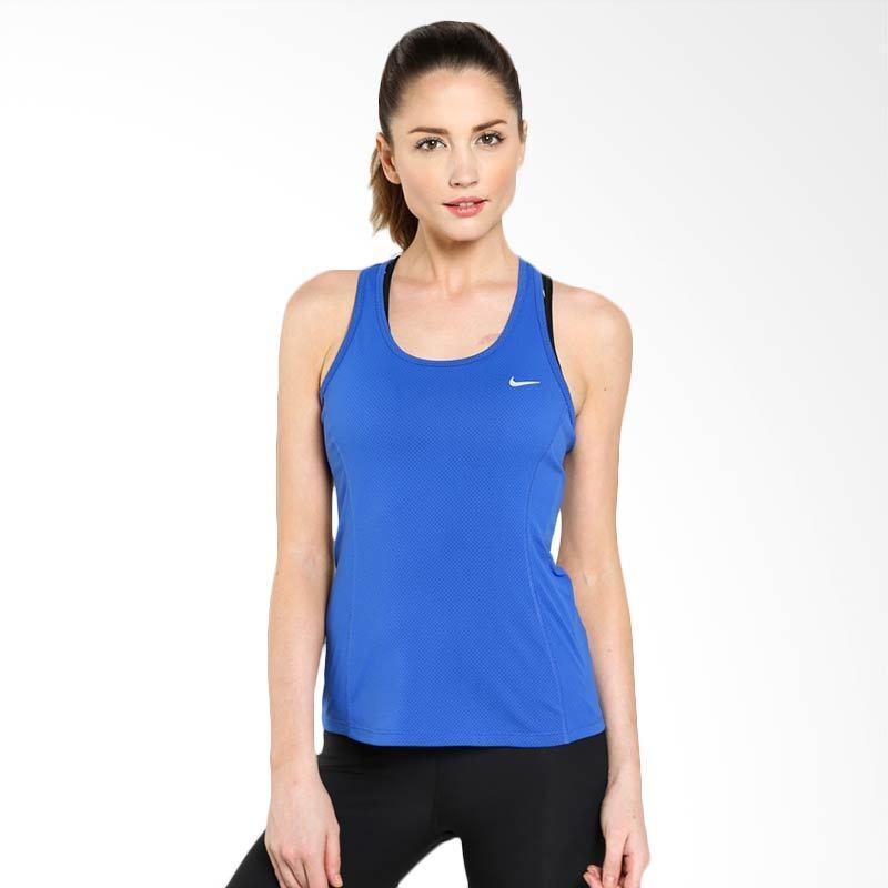 Nike AS Dri Fit Countour Tank 644689-480 Singlet Olahraga