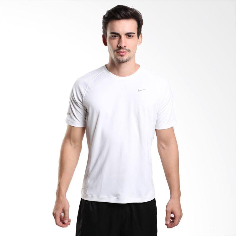 Nike AS Miller SS UV Team 519699-100 White Kaos Olahraga