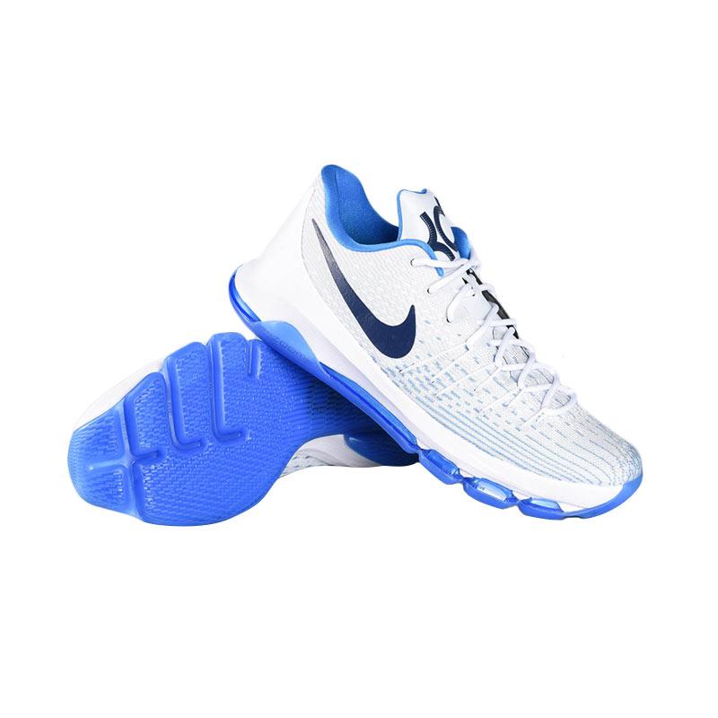 the latest aa483 ff4eb ... germany jual nike kd 8 putih sepatu basket pria 749375 144 online harga  kualitas terjamin blibli
