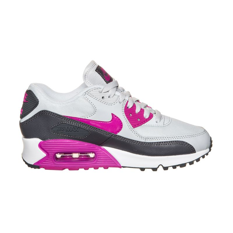 Nike Wmns Air Max 90...cia, grey)