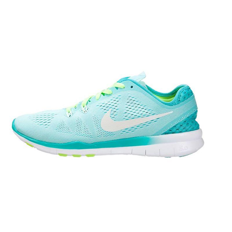Nike Wmns Free 5.0 Training Fit 5 Breathe 718932-300 Sepatu Training Wanita