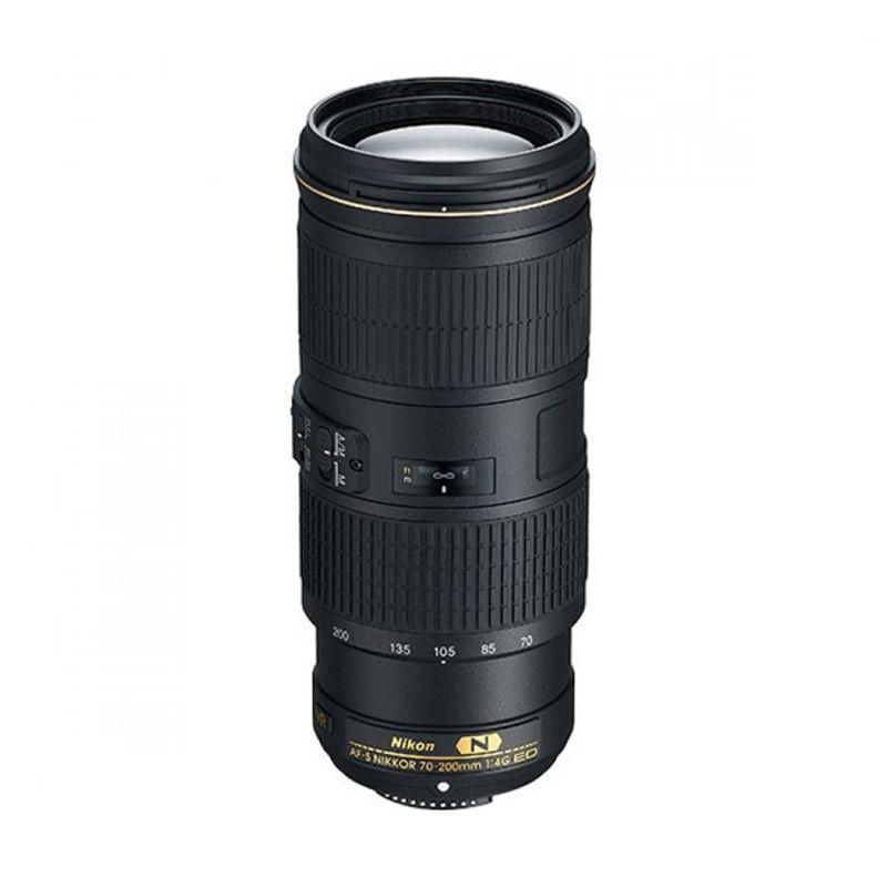 Nikon Lensa AF-S 70-200mm f/4 G ED VR
