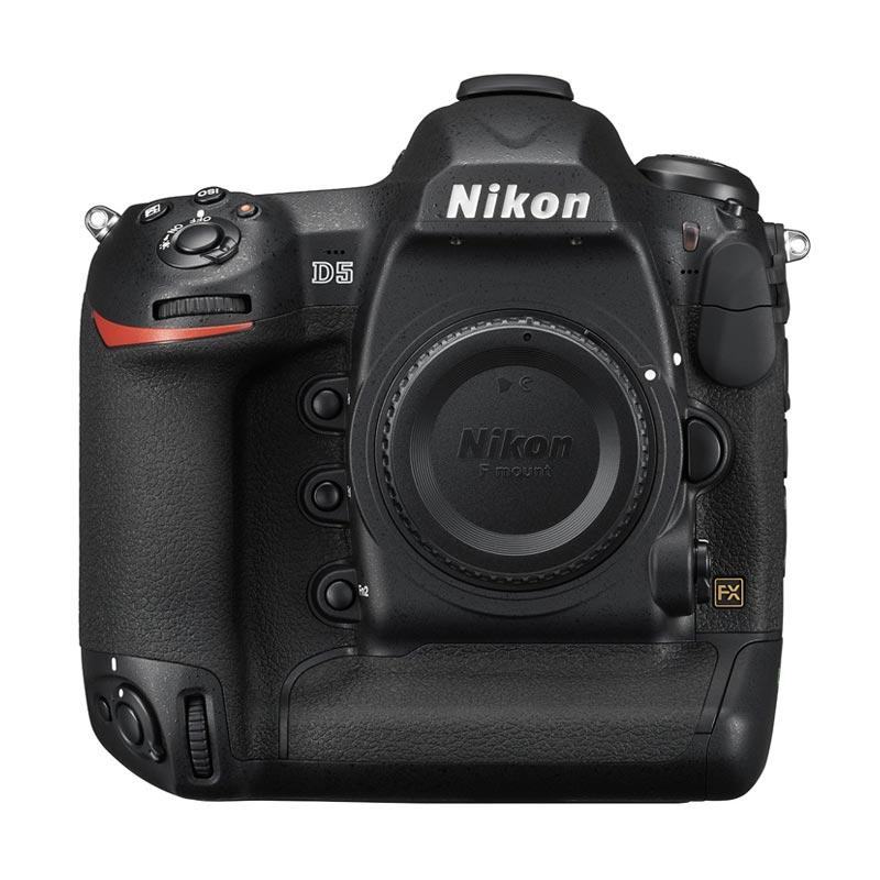 Nikon D5 Kamera DSLR [Body Only]