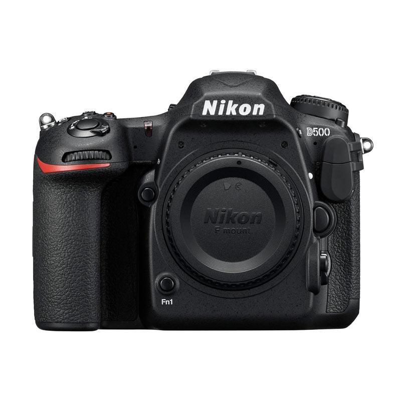 harga Nikon D500 Kamera DSLR [Body Only] Free Screenguard & SDHC 16GB Blibli.com