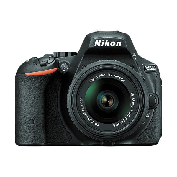 harga Nikon D5500 18-55mm VR II Kit Kamera DSLR ( Free Screenguard ) Garansi Resmi - Ladang Blibli.com