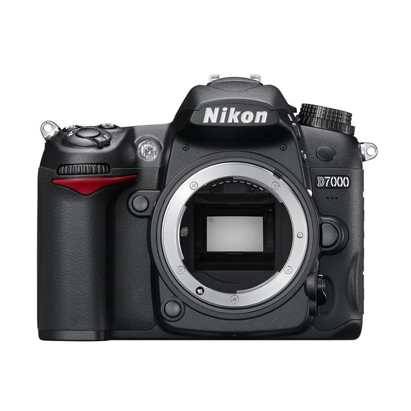 Nikon D7000 Kamera DSLR [Body Only]