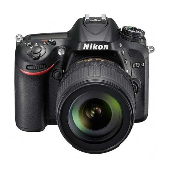 Nikon D7200 Kit AF-P 18-140mm VR + Screen Guard + SDHC 8GB