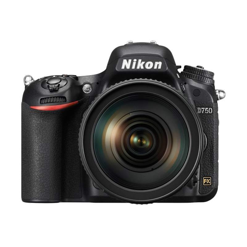 Nikon D750 Kit 24-120mm Kamera DSLR