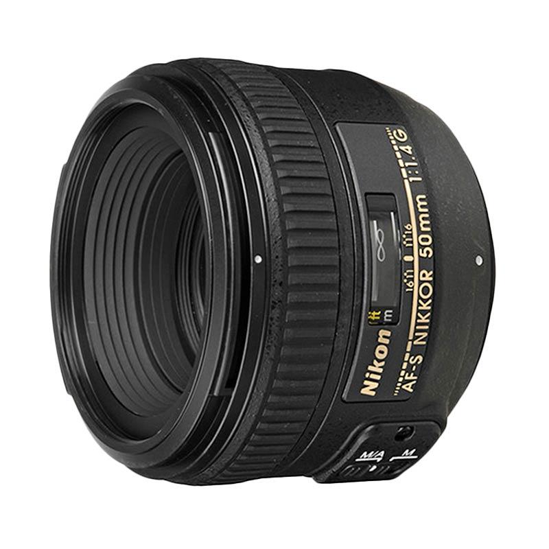 Nikon Lensa AF-S 50 mm f/1.4G