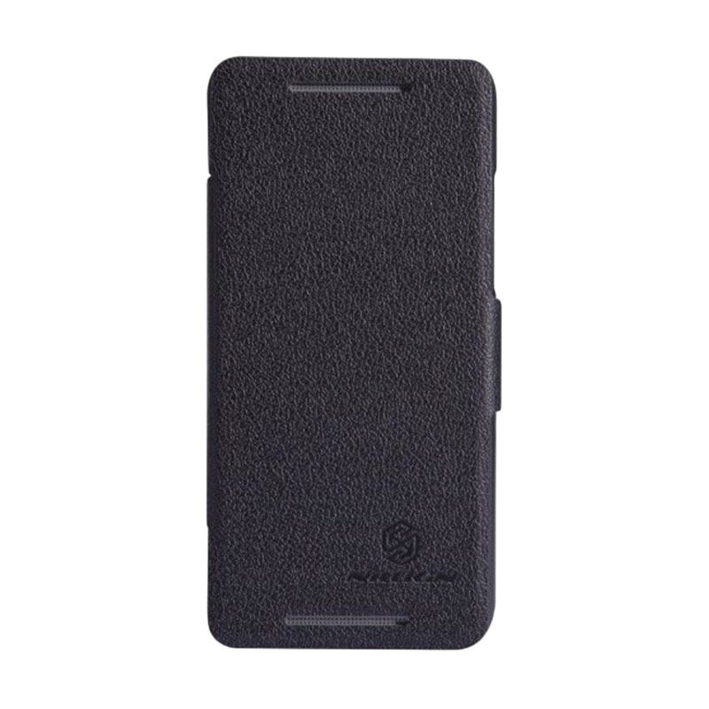 Nillkin Fresh Black Leather Case for HTC One Mini M4