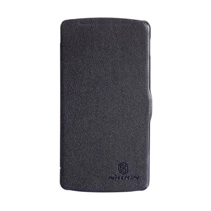 Nillkin Fresh Series Leather Black Case for LG Nexus 5 (D820)