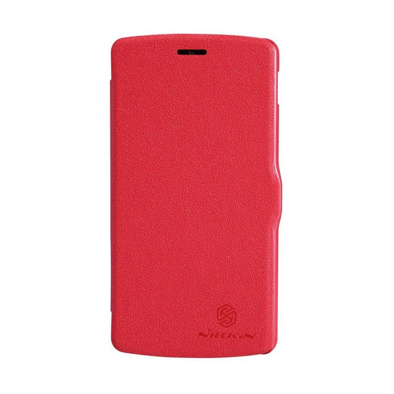 Nillkin Fresh Series Leather Red Case for LG Nexus 5 (D820)