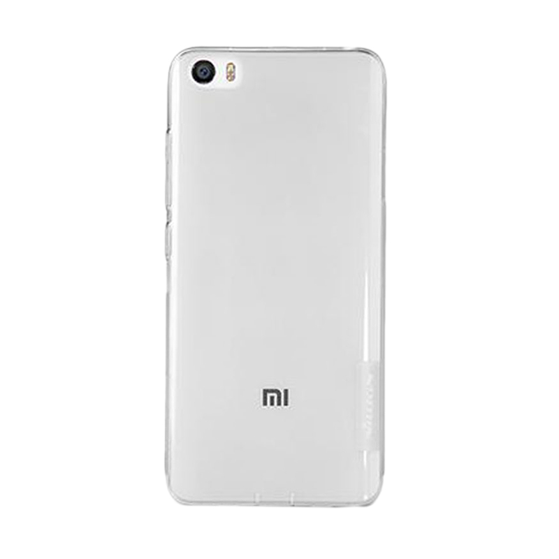 Nillkin Nature TPU Casing for Xiaomi Mi5 - Clear