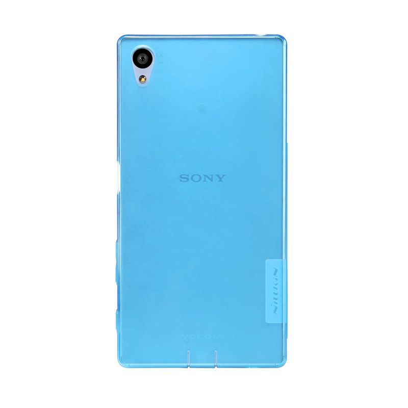 Nillkin Nature TPU Blue Casing for Sony Xperia Z5