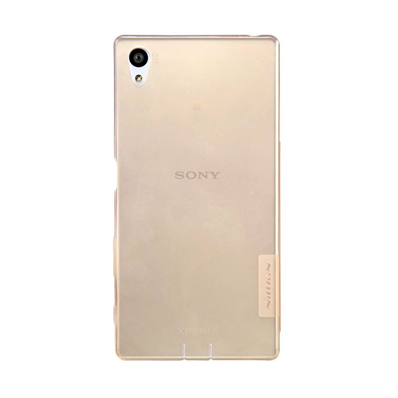Nillkin Nature TPU Brown Case for Sony Xperia Z5