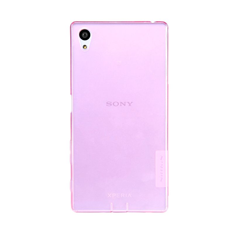 Nillkin Nature TPU Pink Case Sony Xperia Z5